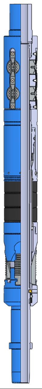 EHA 液壓可回收封隔器